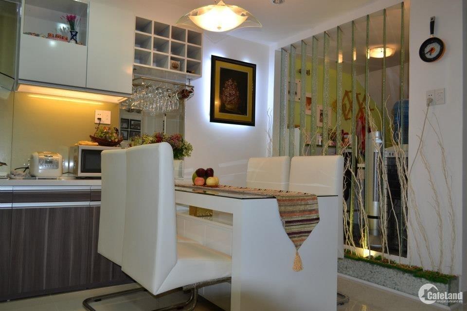 Cho thuê căn hộ chung cư Orient Apartment, Quận 4, full option: 10tr/tháng