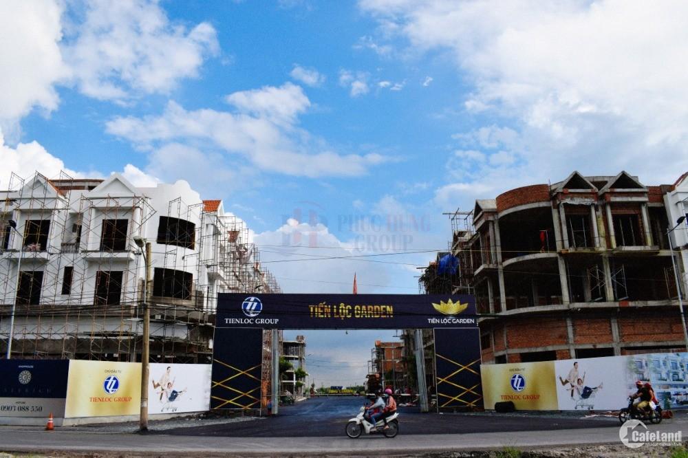 Dự án đất nền sổ đỏ Tiến Lộc Garden sát sân bay QT Long Thành