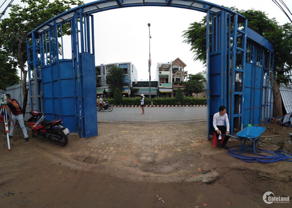 Đất Chợ trung tâm Thị Trấn, MT Trần Hưng Đạo chiết khấu lên tới 13%