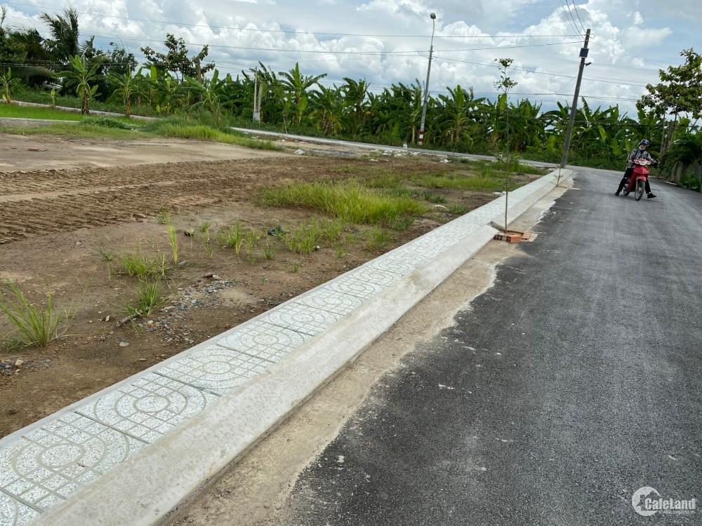 Đất Cần Đước chỉ 7.5tr/m2 SHR xây dựng tự do