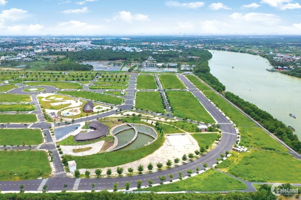 Dự án Saigon Riverpark Cần Giuộc Long An thanh toán 12 tháng, sổ sẵn từng lô