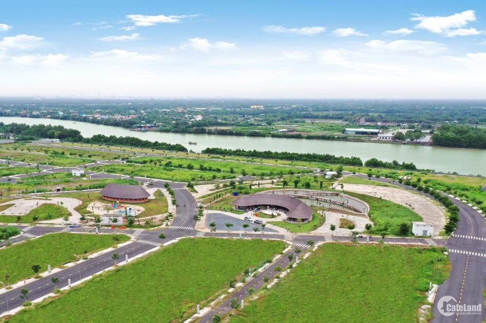 Cần bán gấp nền B10-08, 80 m2 giá chỉ 950tr dự án Saigon Riverpark, LH chính chu