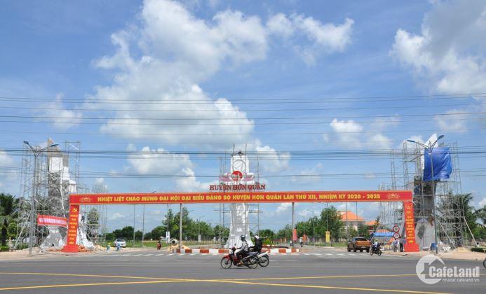 Bán đất đô thị 504m2 ở sát trường mần non Tân Khai, TTHC Hớn Quản,ql13 giá 650tr