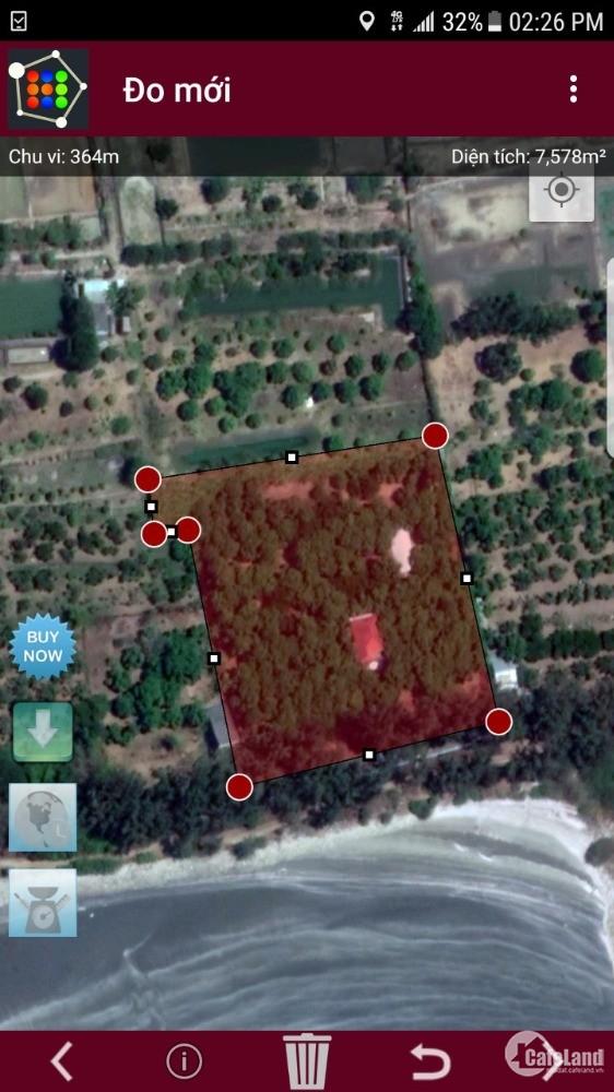 Chỉ 1 Tỷ Sỡ Hữu  Đất Biệt Thự Vườn Tam Thôn Hiệp Cần Giờ