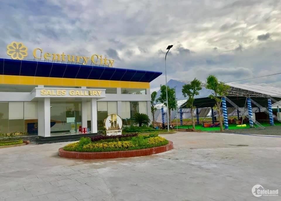 Dự Án Thế Kỷ tại sân bay Long Thành - Century City - Bank hỗ trợ 70%