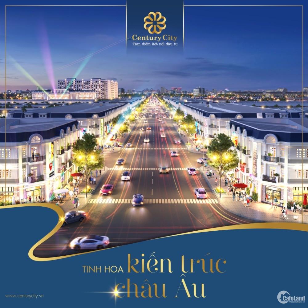 Mở Bán Phân Khu Mới Dự Án Century City - Tọa độ vàng Sân Bay Long Thành