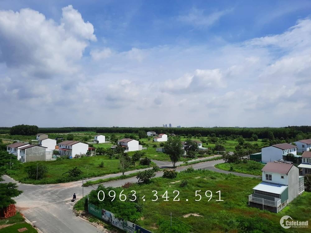 Bán đất nền khu dân cư DTA Nhơn Trạch Đồng Nai giá 8 triệu/m2
