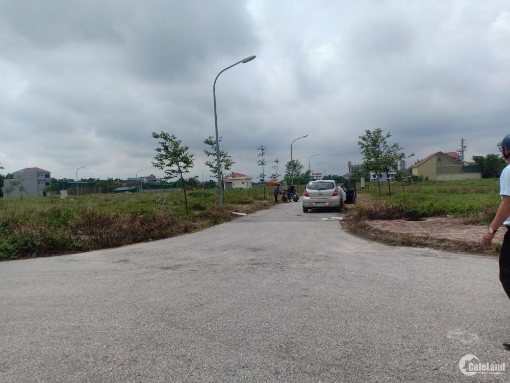 Bán Lỗ 2 triêu/m2 đất xóm 5 Nghi Phú tp Vinh - Hướng Đông Nam 135 m2 đường 9m