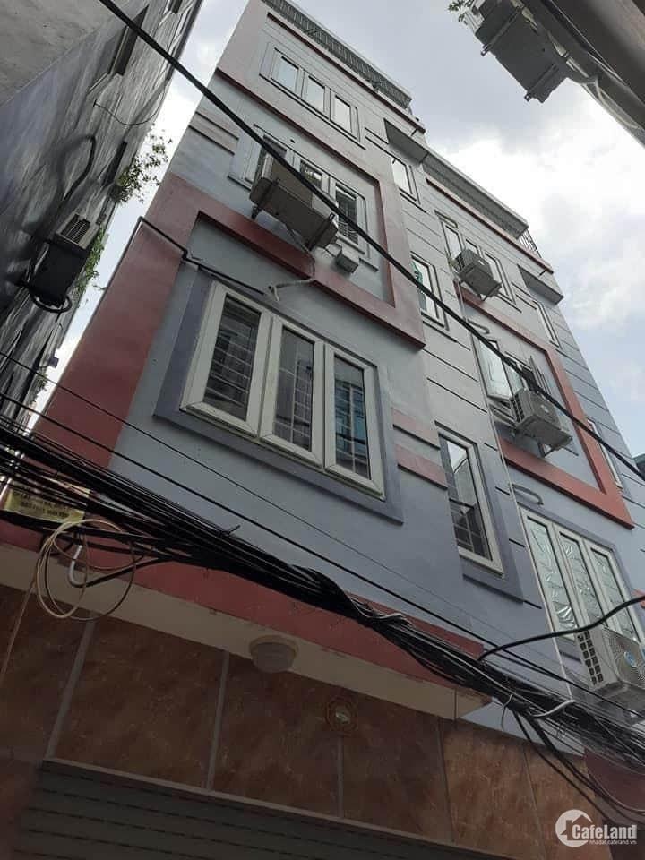Bán nhà mới đường Mỹ Đình Nhà 5 tầng 3ty1 35m2 sổ đỏ.