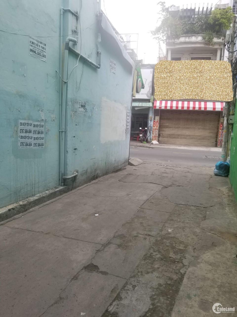 Bán nhà HXH đường Nguyễn Văn Đậu chỉ 2.5 tỷ