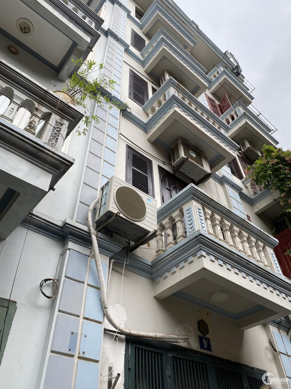 Bán nhà 34m2 5 tầng 3.9 tỷ Yên Hòa ngõ 2m nhà mới đẹp.
