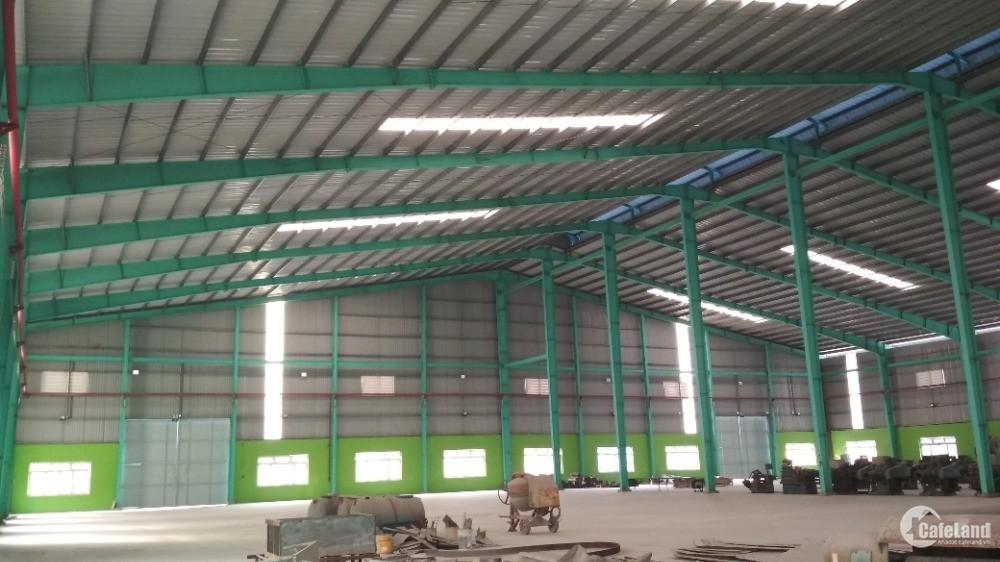 Cần cho thuê kho xưởng mặt tiền đường Tân Kỳ Tân Quý, diện tích 1.500m2, giá tốt