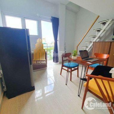 Cho thuê căn hộ dịch vụ cao cấp gần chợ bà chiểu