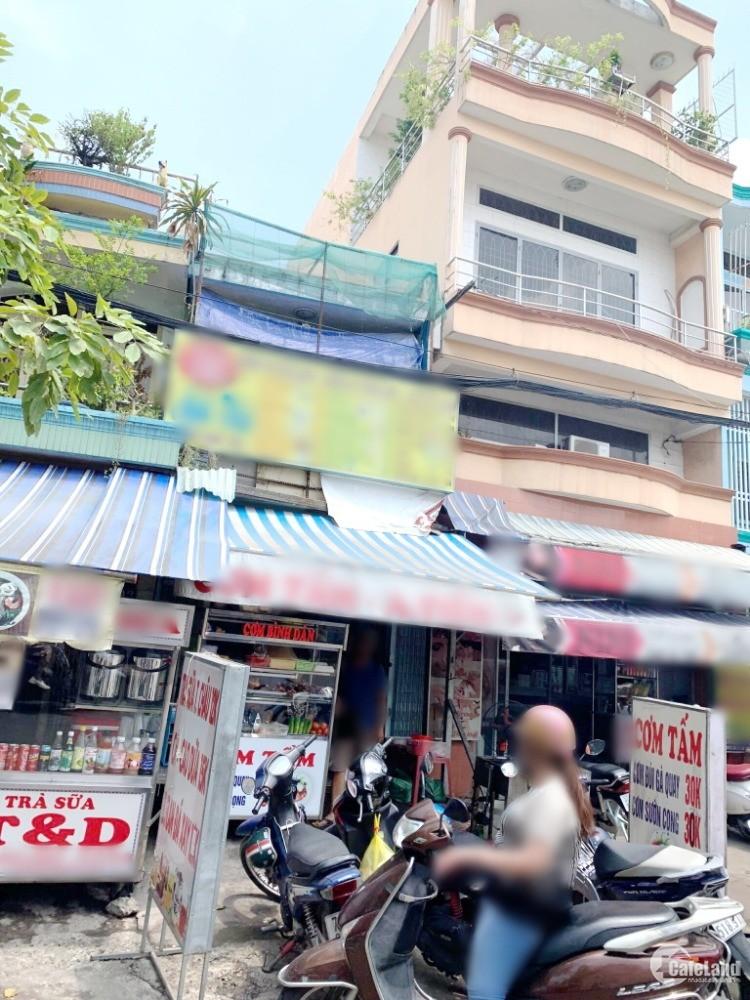 Bán nhà mặt tiền đường chính Bông Sao Phường 5 Quận 8