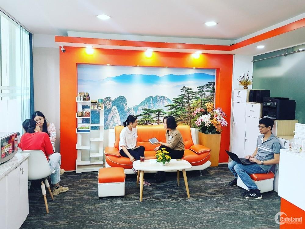 Văn phòng Quận 1 full nội thất, 25 - 50m2, chỉ từ 13 triệu/tháng