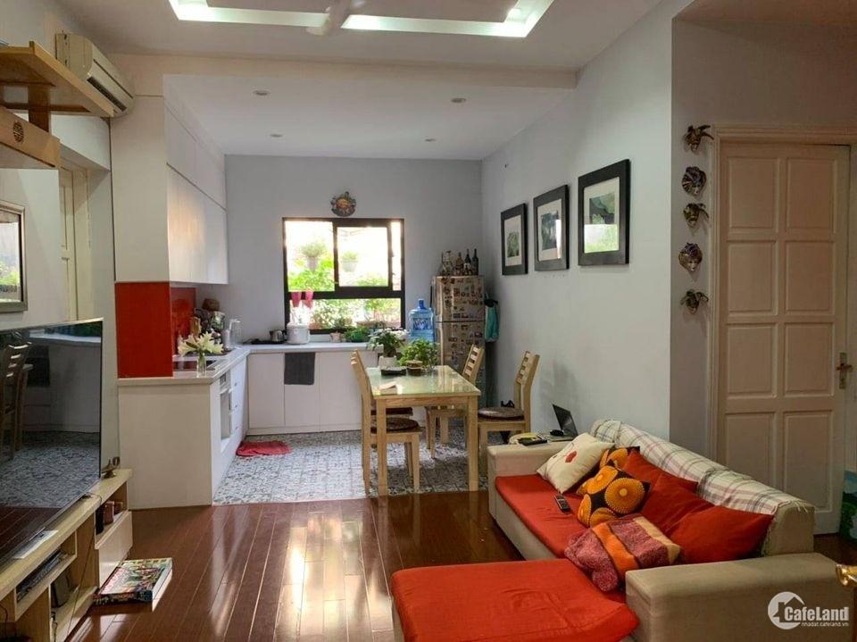 Bán căn hộ tòa N13 Trần Đăng Ninh 85m² 3 ngủ,Quận Cầu Giấy
