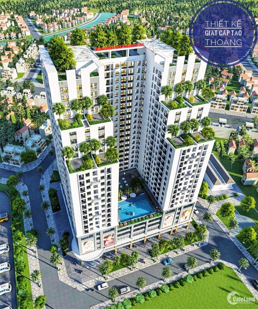 Geleximco Southern Star 897 Giải phóng