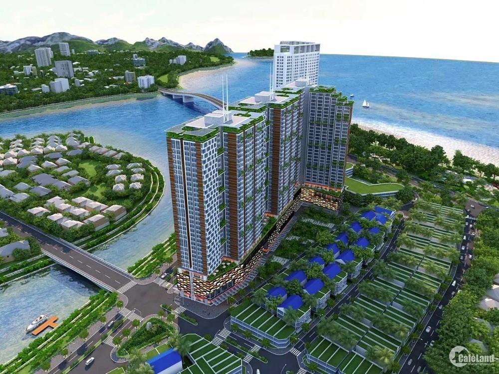 Căn hộ cao cấp view biển , sông tại Nha Trang - sổ hồng lâu dài