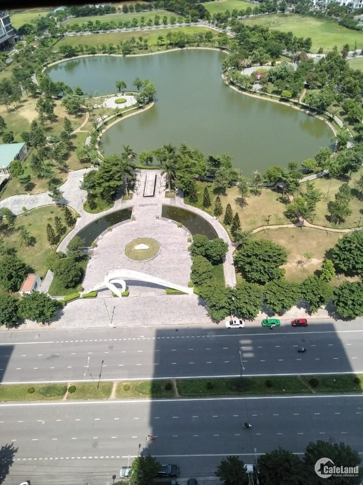 Bán căn góc 3PN tòa N03-T1 khu Ngoại Giao Đoàn, nhà mới tinh, giá 2.9 tỷ