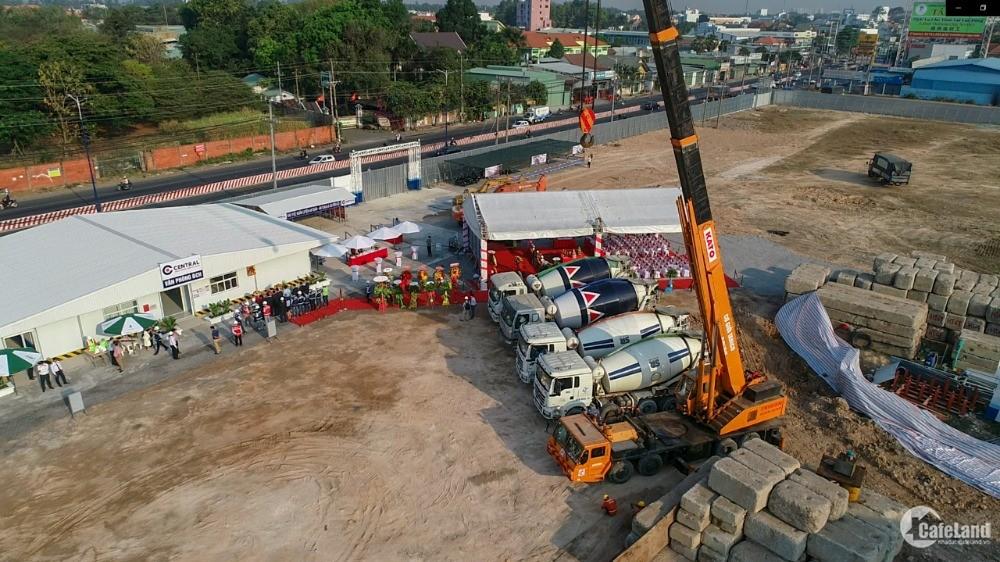 Tâm điểm đầu tư và an cư tại thành phố Thuận An, Bình Dương đón làn sóng mới