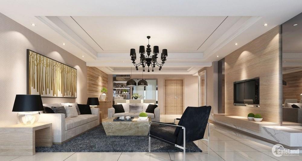 Cần bán villa Chu Văn An P26 Bình Thạnh DT 8 x 18m. 3T, giá 20,5 tỷ TL