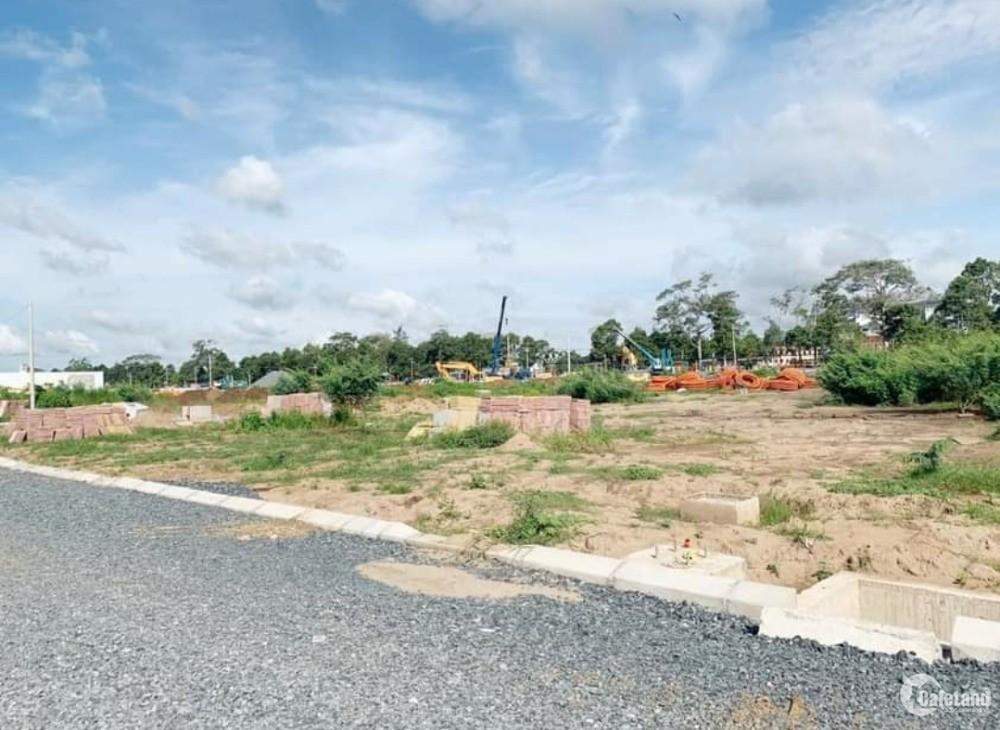 Bán nền thổ cư kèm móng lãi suất 0% tại An Phú Cần Thơ