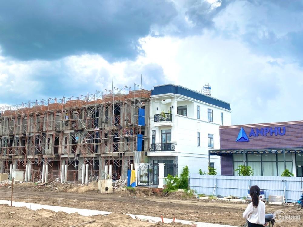 Bán nhà 1t2l tại Cái Răng gần trường Nguyễn Việt Hồng trả trước từ 840 triệu