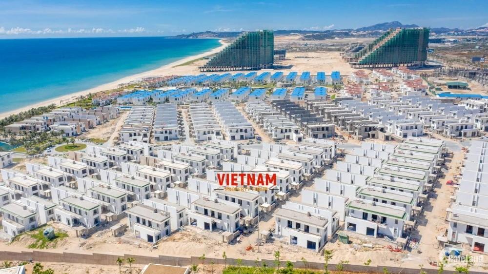 Biệt thự nghĩ dưỡng TP biển Cam Ranh, cK 17%/căn, cam kết lợi nhuận 8%/năm