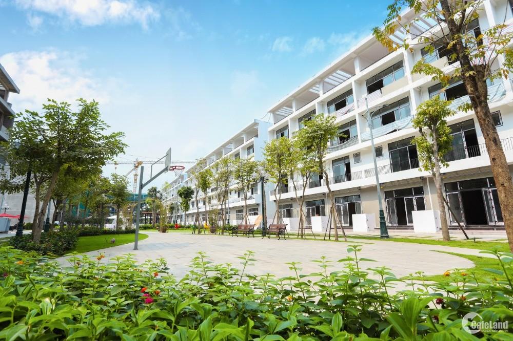 Bán nhà phố Đức Giang 2 mặt tiền 94.6m2 thuộc phân khu Bình Minh. Kinh doanh tốt