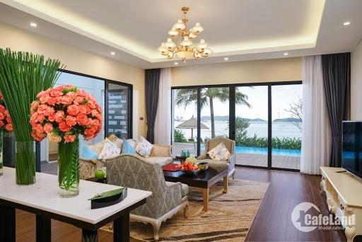 Cơ hội mua biệt thự Vinpearl Nha Trang giá cắt lỗ - hiện chỉ còn 2 căn