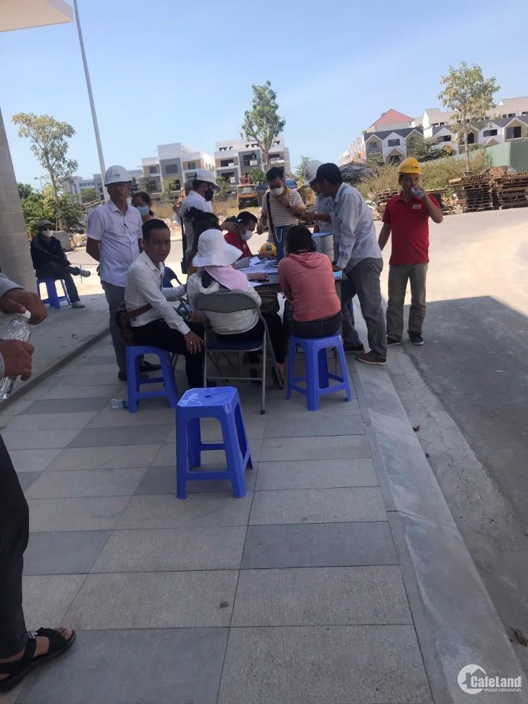 Nhà phố Barya CITI 1trệt 3 lầu phường Long Toàn