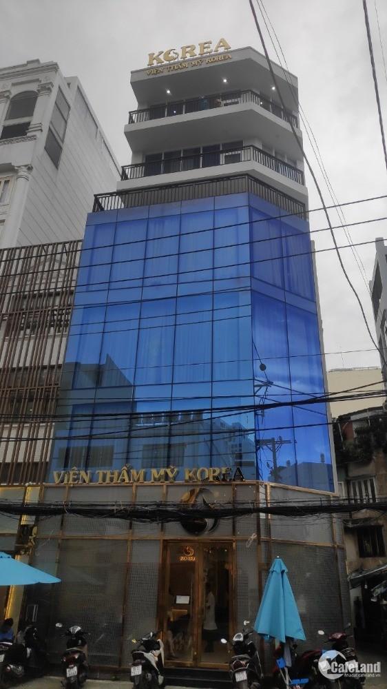 Building 2 mặt tiền đường D2, Bình Thạnh, 40 tỷ