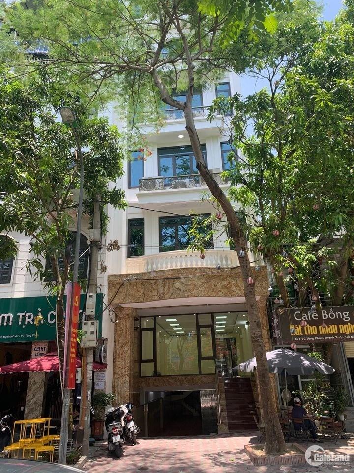 Mặt phố Tràng Thi Hoàn Kiếm 8 tầng 100m2 mt 9m giá 62 tỷ