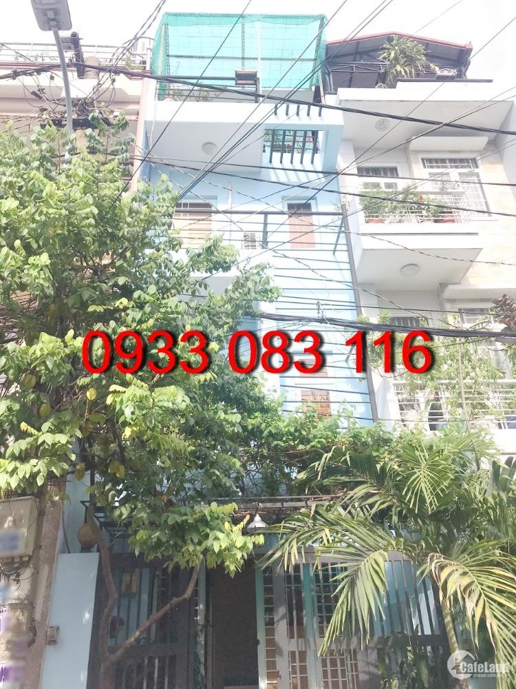 3.6*15m/3lầu 6PN đường nội bộ 8m Hưng Phú P9Q8 - Ms Thùy 0933083116