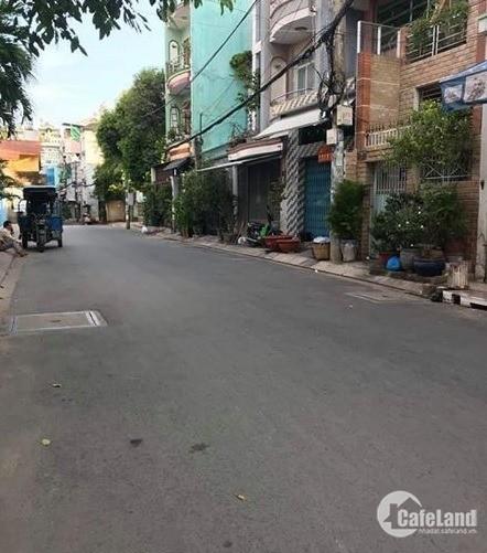Bán nhà hẻm xe hơi Lạc Long Quân, Tân Bình, 62m2, 2 tầng