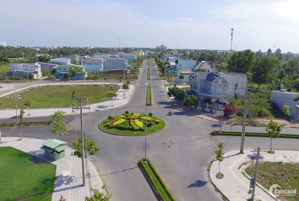Bán đất nền sổ đỏ phường 5, TP Vĩnh Long