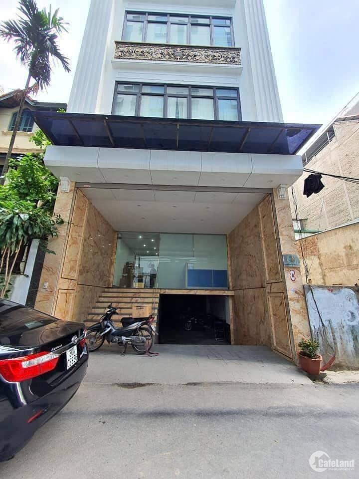 Khách sạn 3 Sao lô góc Mỹ Đình 8 tầng ô tô thang máy cho thuê 150tr/th chỉ 23 tỷ