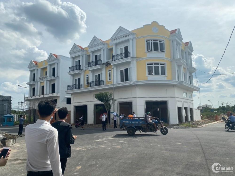 Phân khu shophouse valerich Tiến Lộc Garden- Giao lộ vàng kết nối nhịp sống động