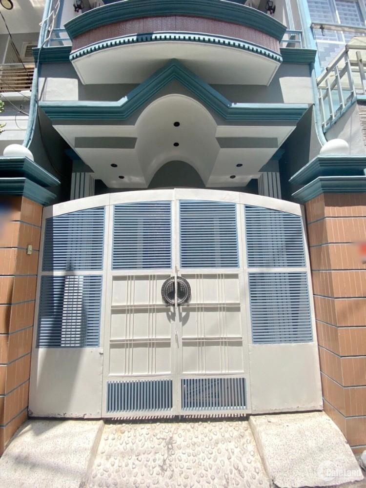 Nhà (3.8*16m/NH3.94m) lầu, ST, 2pn hẻm 118 Âu Dương Lân P3 Q8