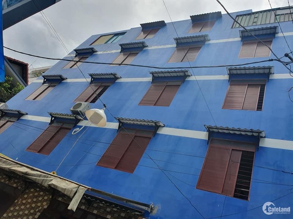 Bán tòa căn hộ DV 2 mặt hẻm XH vừa ở,vừa cho thuê tại Tân Bình,61m2,giá 5.7tỷ