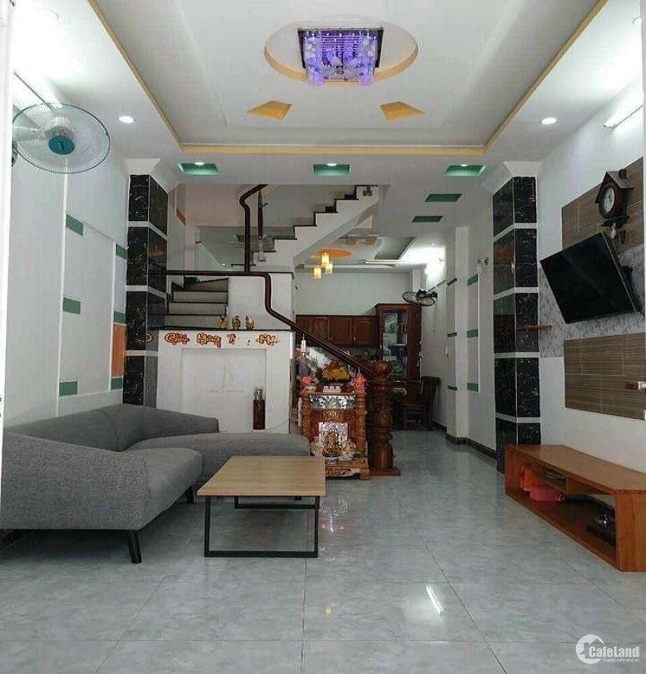 Nhà hẻm xe tải Trần Văn Quang, TB, 84m2, 2 tầng