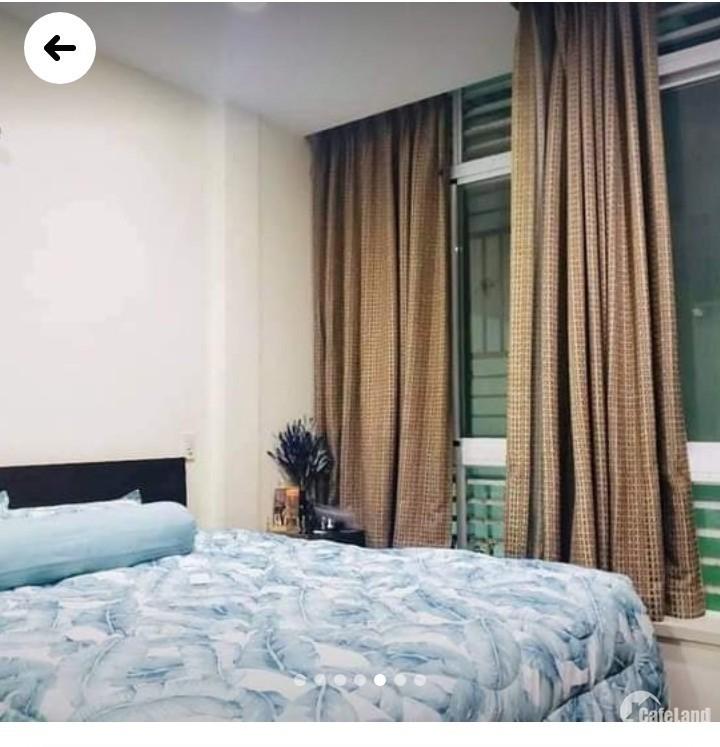 Bán nhà Huỳnh Thiện Lộc Q.Tân Phú, 6 tầng 15 phòng hẻm xe hơi giá chỉ 9.7 tỉ