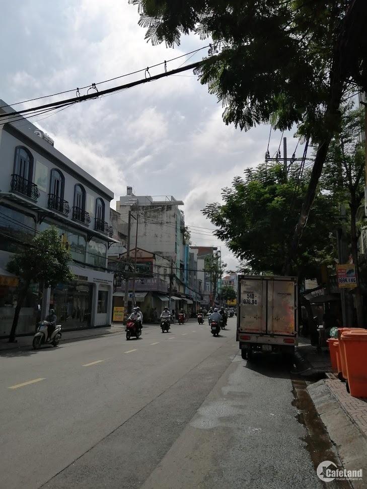 Nhà mặt tiền Phú Thọ Hòa,Tân Phú, 4x19, 4 Lầu, Cần bán gấp giá rẻ 100Tr/m2