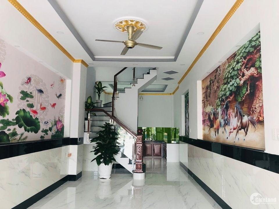 Nhà như hình 1tỷ6 gần chợ Tân Hiệp KCN Nam Tân Uyên vòng xoay Kim Hằng