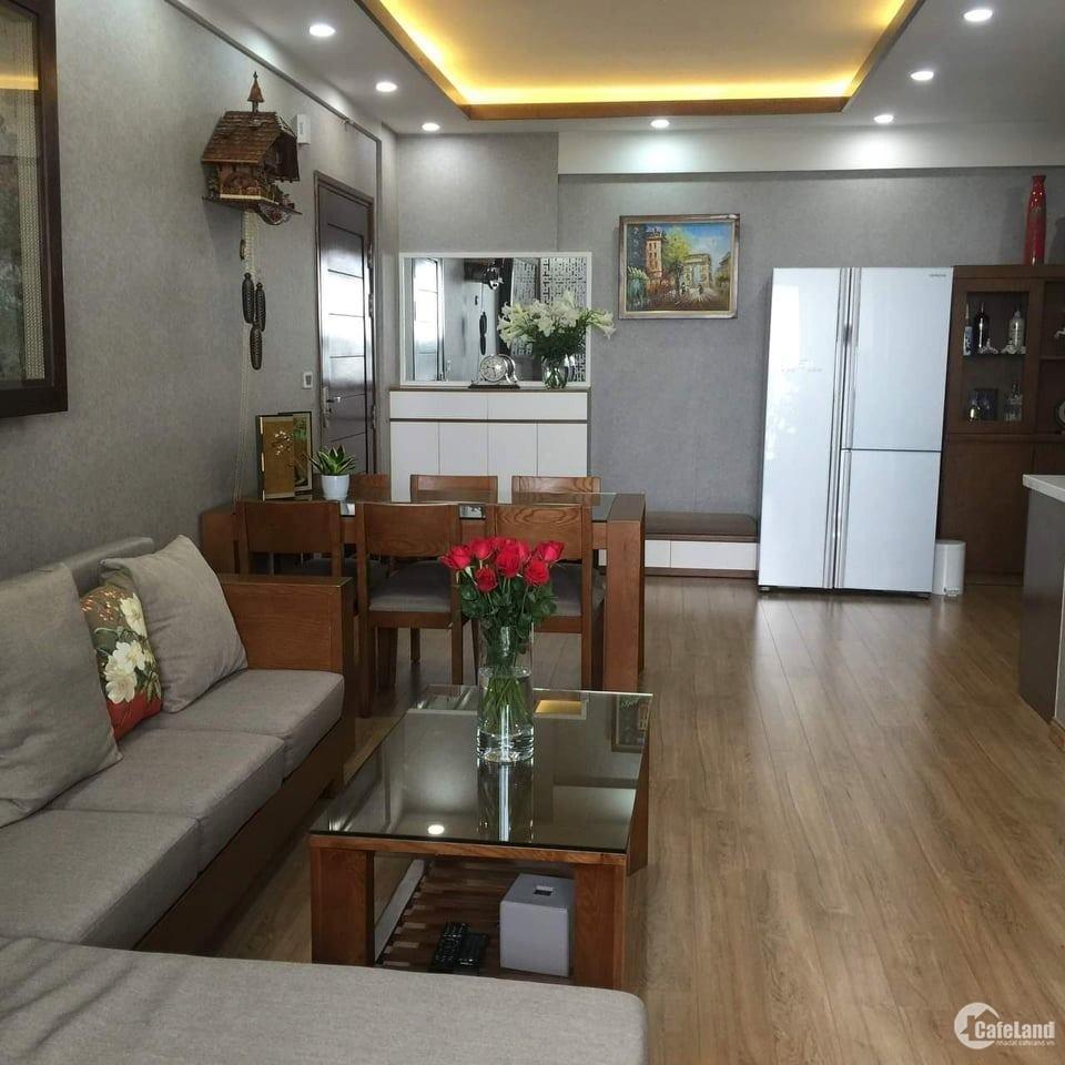 Nhà full nội thất cao cấp 34m2 x 5 tầng, mua về chỉ việc ở