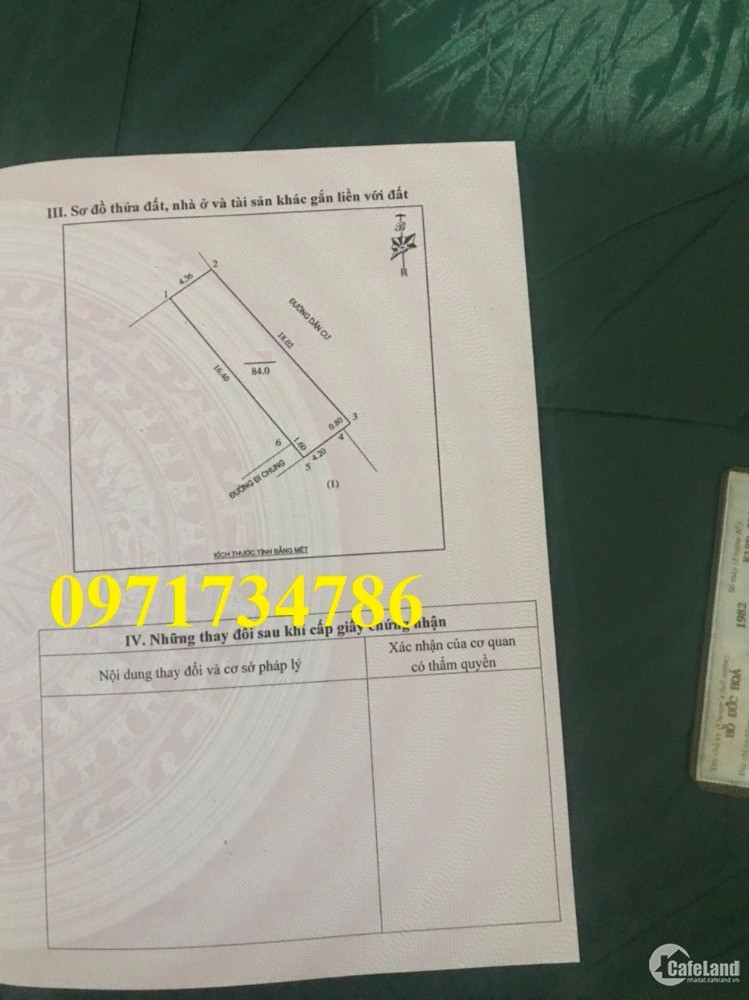 Nhà hẻm Phạm Đình Toái nghi phú - tp vinh 84m2 giá 800 chốt