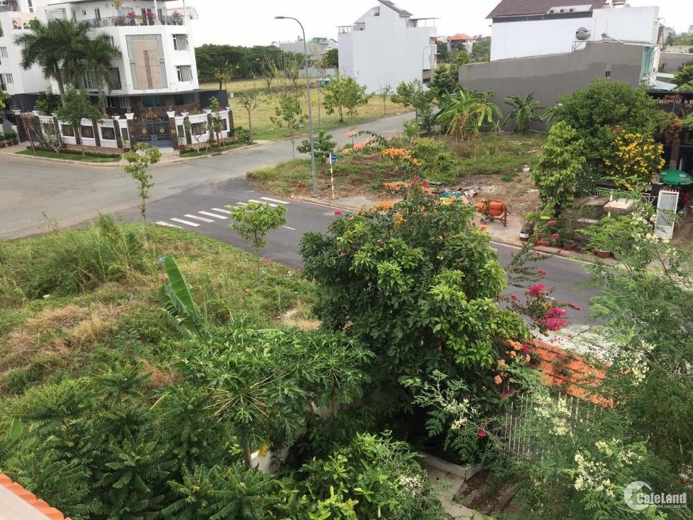 Cho thuê biệt thự nhà bè 230m2 sân vườn nhiều cây trái