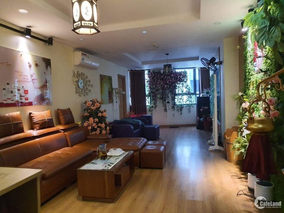 Cho thuê căn 3 ngủ ở Ellipse 110 Trần Phú,Hà Đông giá 11tr/tháng