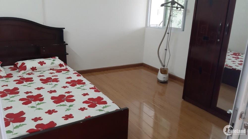 Cho thuê căn hộ Flora Fuji 55m2 1 + 1PN lầu cao view đông nam mát mẻ FULL NT