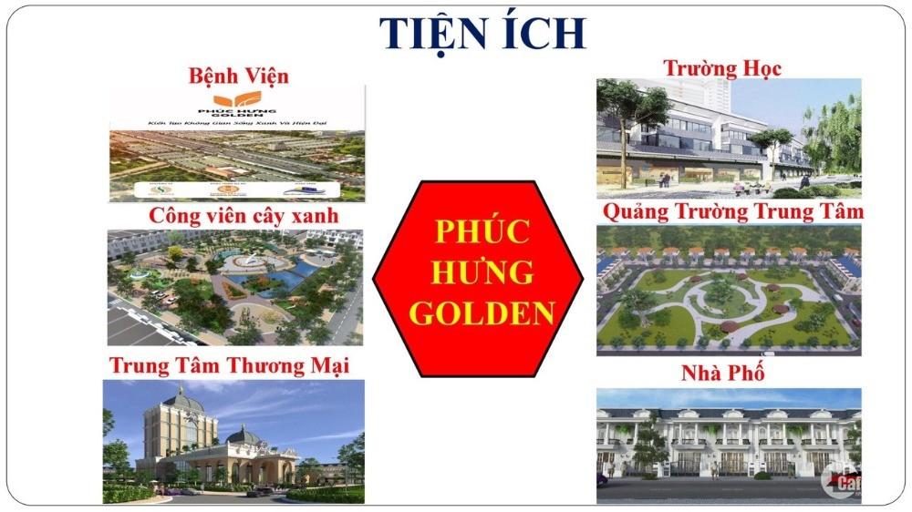 Khu đô thị hiện đại ngay lòng thị xã Chơn Thành